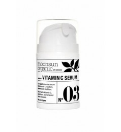 Moonsun Organic of sweden Vitamin c serum