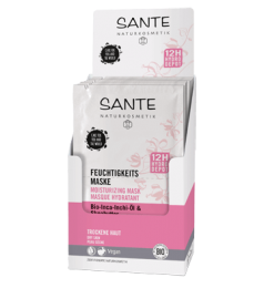 SANTE MOISTURIZING FACIAL MASK