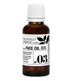 Moonsun Organic of Sweden Face oil