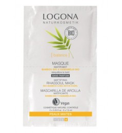 Logona Mattifying Face Mask